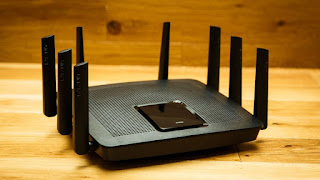 How to enter the router if you forget your password