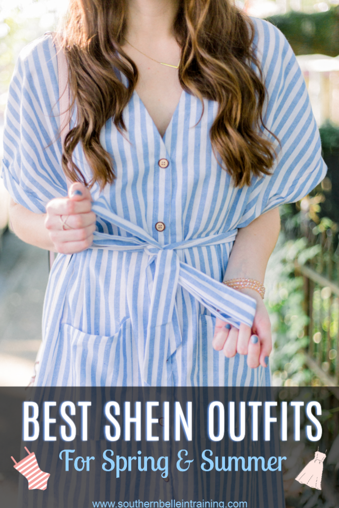 4997b006f3 The BEST Shein Buys for Spring/Summer. | Southern Belle in Training