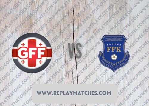 Georgia vs Kosovo -Highlights 02 September 2021