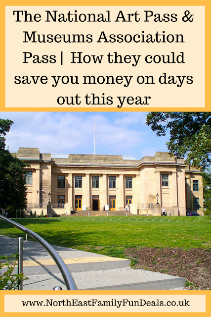The National Art Pass & Museums Association Pass |  Why they could save you money on days out this year