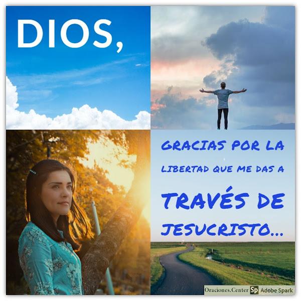 Oración de la Mañana - Gracias a Dios soy Libre para Avanzar!
