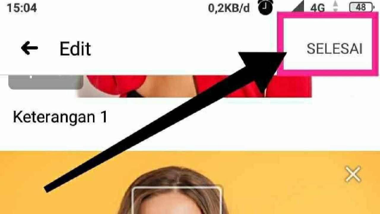 Cara menambahkan sorotan di FB Lite