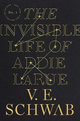The Invisible Life of Addie LaRue 2020