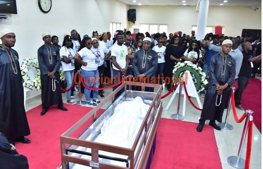 Ebony funeral home