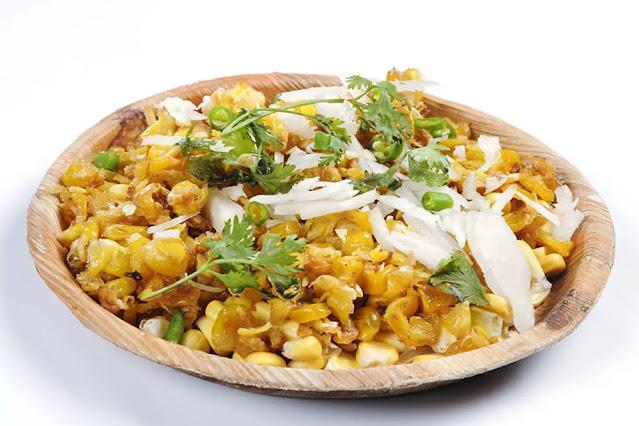 Sweet Corn Chaat Recipe in Hindi