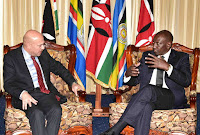 ruto turkey - Details of DP WILLIAM RUTO's meeting with Turkey ambassador to Kenya emerge! You won't believe what he told him