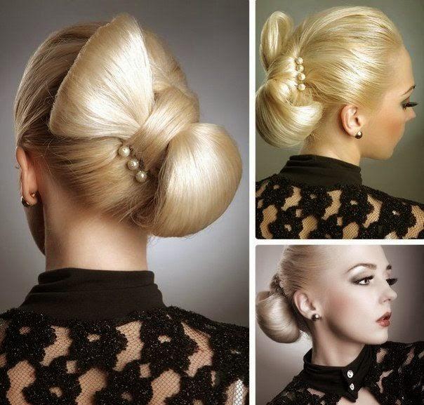 Stupendous Bow Hairstyles Image Gallery Amp Video Tutorials Short Hairstyles Gunalazisus