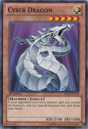 Yu-Gi-Oh! Coach: Cyber Dragon