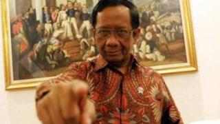 Mahfud MD Tegaskan Hukum Bukan Alat untuk Mendapatkan Kemenangan