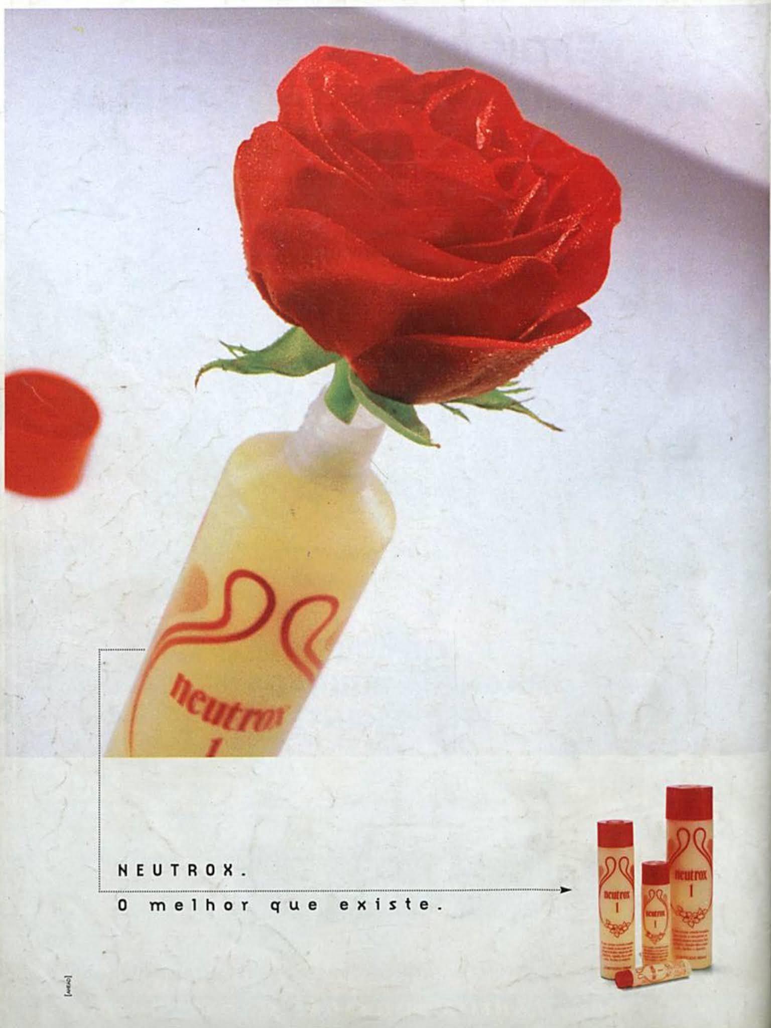 Propaganda antiga do Neutrox veiculada em 1996