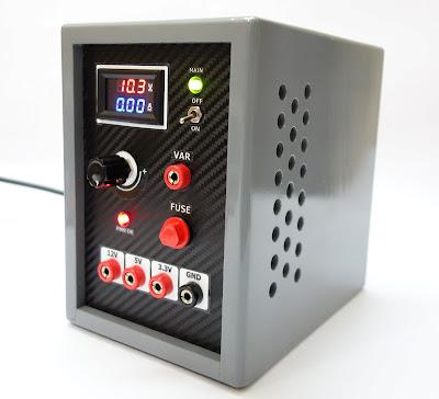 DIY Variable Benchtop ATX Power Supply