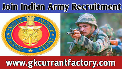 Indian army recruitment, Join indian army ,Indian Army jobs