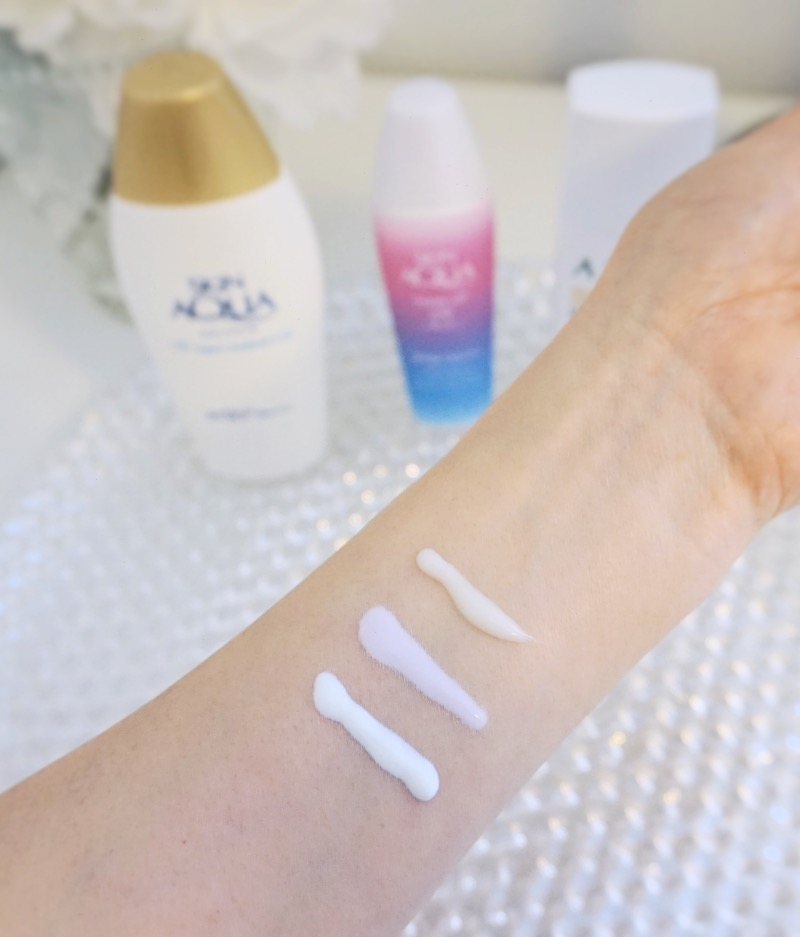 Skin Aqua Tone Up UV milk review