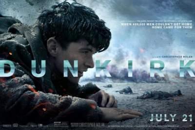 Dunkirk 2017 Hindi Dubbed 480p Dual Audio HD