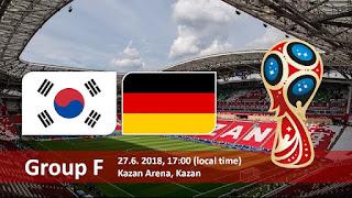 مشاهدة مباراة ألمانيا و كوريا الجنوبية في كأس العالم 2018 بتاريخ 27-06-2018 موقع ماتش لايف