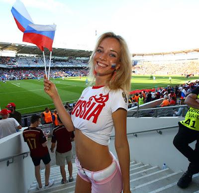 สาวสวยยูโร2016 ผลบอล