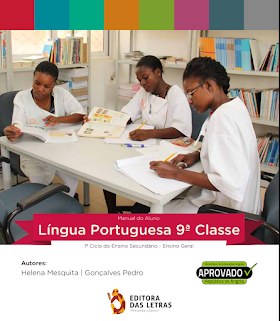 Manual do aluno 9.ª classe Português-Angola
