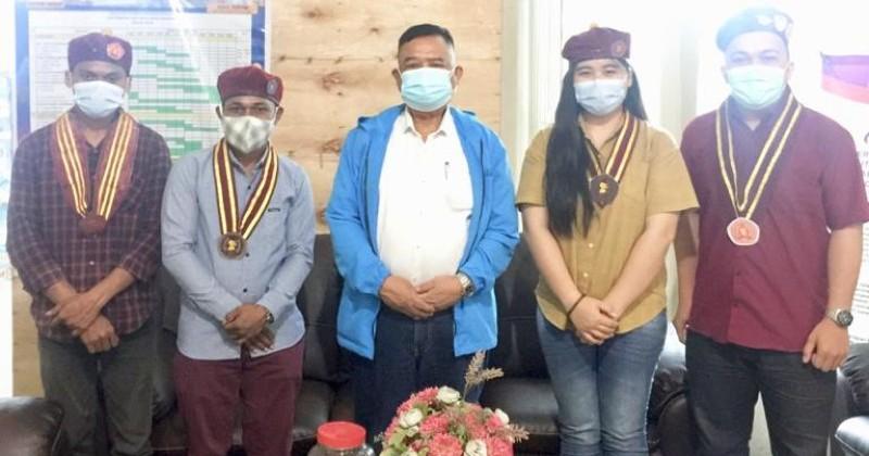 Rektor Universitas Sam Ratulangi Manado Sambut Baik PMKRI   
