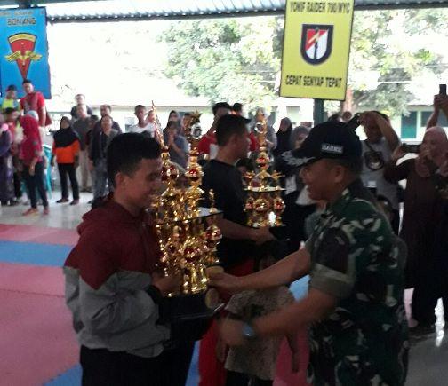 Atlet Karate Kandaga Prana Selayar, Sabet 13 Medali