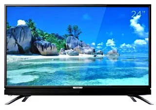 Coocaa 24W3 LED TV 24 Inch