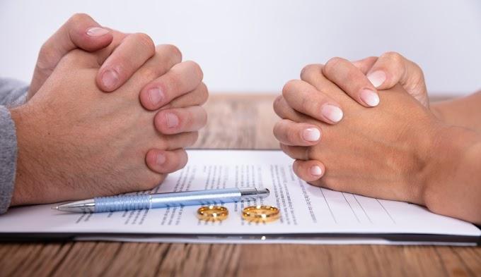 Abogado de divorcios y separaciones