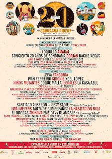 Sonorama RIbera 2017 CARTEL