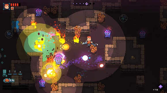 space-robinson-hardcore-roguelike-action-pc-screenshot-4