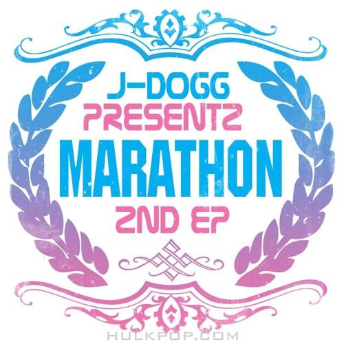 J-DOGG – Marathon – EP