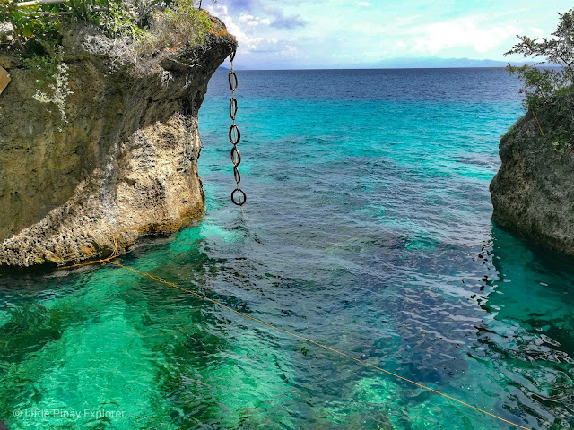 cliff diving, limasawa