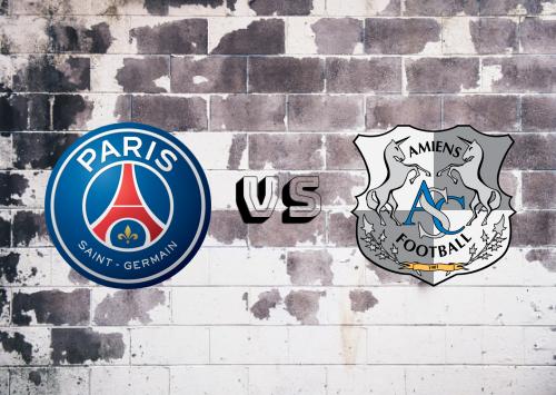 PSG vs Amiens SC  Resumen y Partido Completo