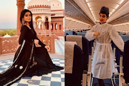 Who Is Indigo Air Hostess Aayat, Danced to Manike Mage Hite Viral Video Song Online?