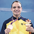 Parapan de Lima: Felipe Caltran conquista medalhas para o Brasil