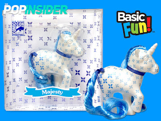 My Little Pony Majesty Basic Fun SDCC 2019 Exclusive