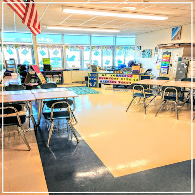 back to school create a space to welcome students into your classroom