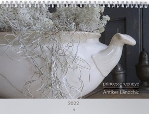 princessgreeneye-Wandkalender 2022