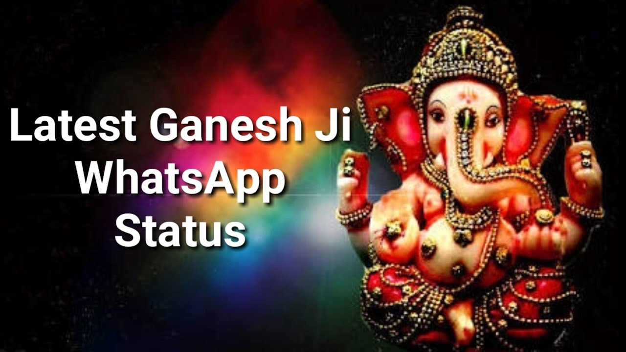 Lord Ganesha Status Quotes Wishes for Whatsapp & FB in Hindi ...