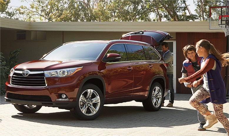 2016 Highlander Colors Exterior Look Of Toyota Crossover
