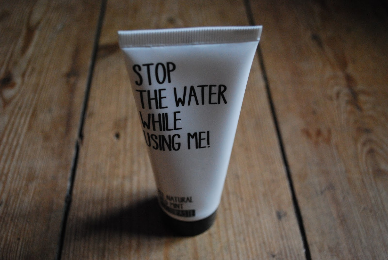 58d569786fa Stop The Water While Using Me! Wild Mint Toothpaste - Review*