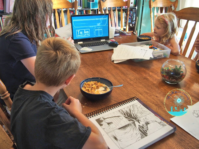 Apologia has created a fabulous homeschool curriculum, The Word in Motion, to engage your kids with the Bible.