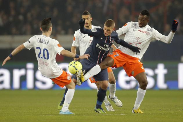 Montpellier vs PSG EN VIVO por la Ligue 1