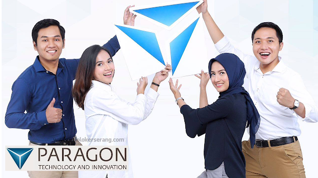 Lowongan Kerja PT Paragon Technology and Innovation Penempatan All Area