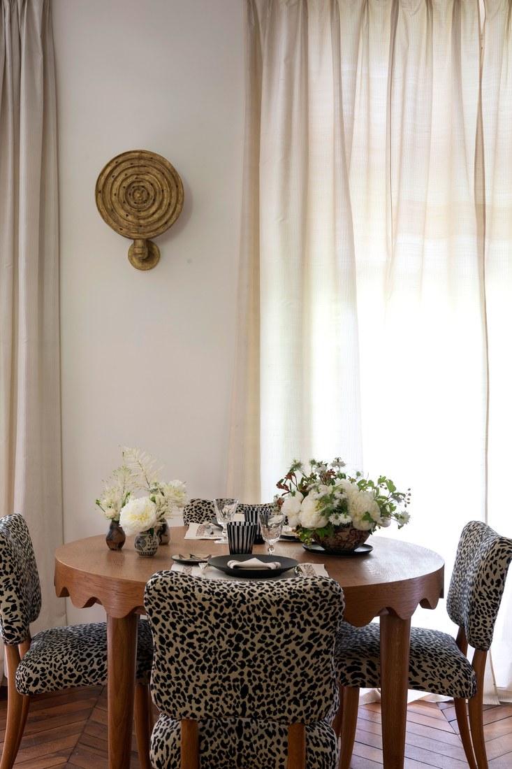 Décor Inspiration | At Home With: Françoise Dumas, Paris