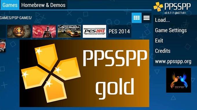 PPSSPP Gold - PSP Emulator v1.11.2 APK