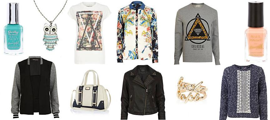 River Island Fashion Wishlist