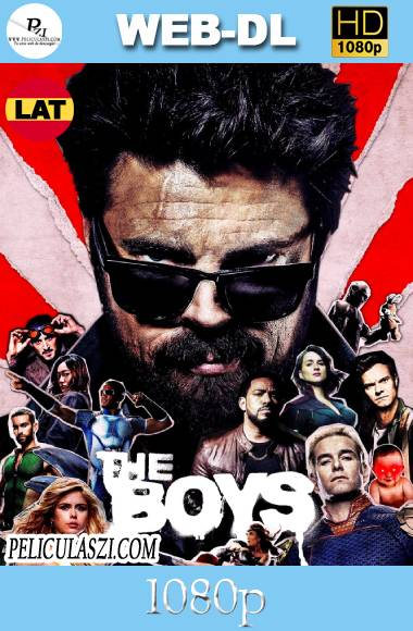 The Boys (2020) HD Temporada 2  AMZN WEB-DL 1080p Dual-Latino