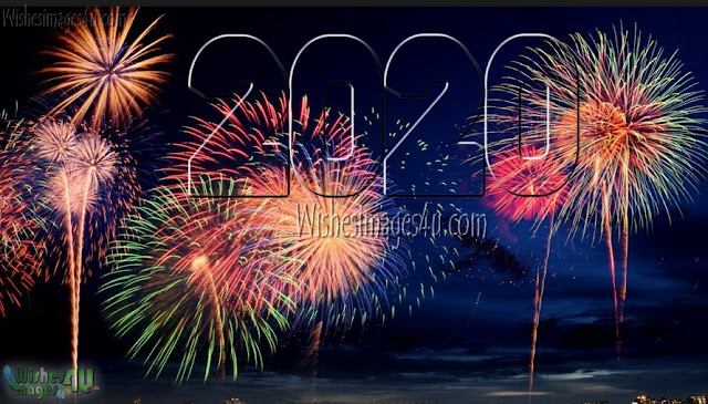 Full HD Happy New Year 2020 Fireworks Images Download - HD Happy New Year 2020 Best Fireworks Images Download Free