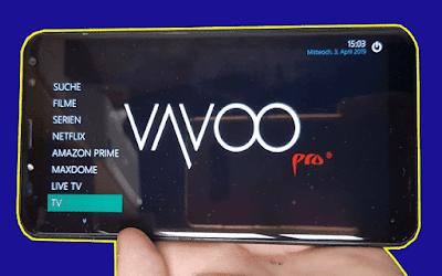 الدرس : تطبيق VAVOO الألماني الذي عشقه العالم تفعيله مجانا مدى الحياة وشاهد أي قناة وأفلام و مسلسلا NETFLIX ! تطبيق جنن العالم