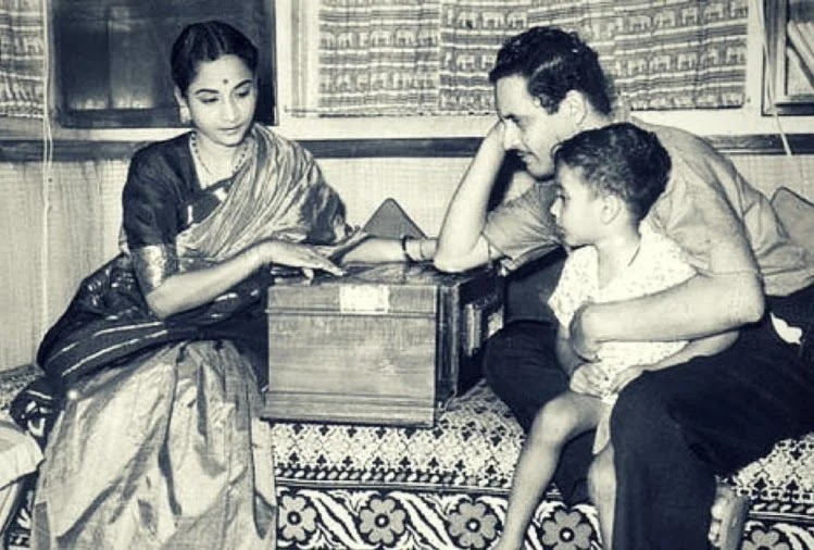 waheeda rehman guru dutt