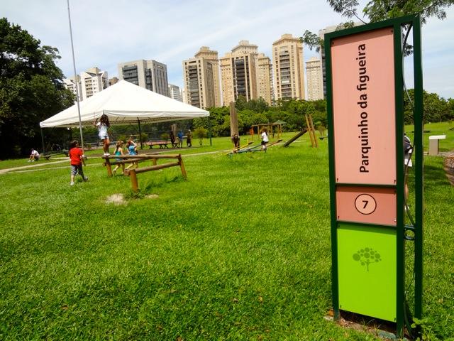 Parque Villa-Lobos - Playground