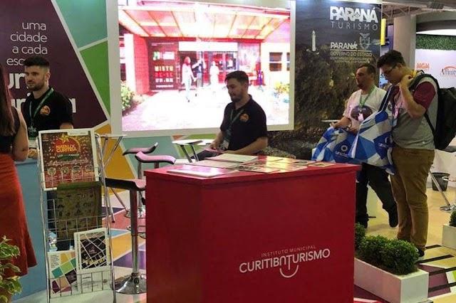 Paraná Turismo participa do Festuris Gramado 2019